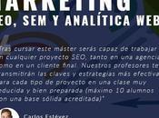 Comienza primer Máster Search Marketing
