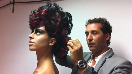 Richard Jara presenta las novedades en corte y color en el centro Barcelona Beauty School