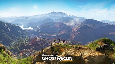 Ghost Recon Wildlands nos invita a su beta cerrada del 3 al 6 de febrero,¡pre-carga el 1!