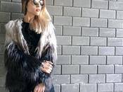 Ombre coat