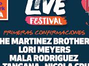 Mallorca Live Festival 2017: Lori Meyers, Mala Rodríguez, Martinez Brothers...