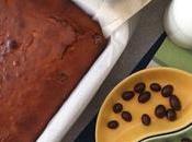 Brownie turrón blando cacahuete