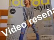 Vídeo reseña Burda Style Febrero 2017