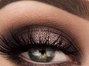 Cuatro imagenes maquillaje ojos profesional para noche