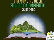 Enero, Mundial Educación Ambiental.
