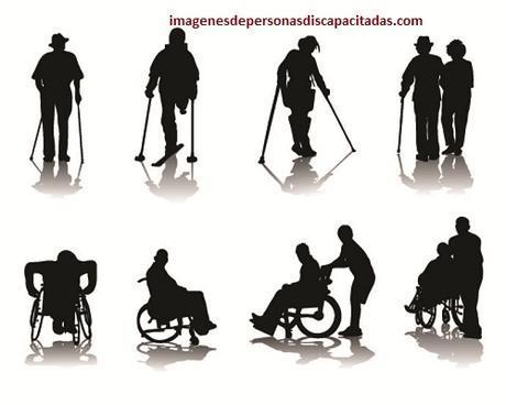 imagenes de la discapacidad fisica discapacitados