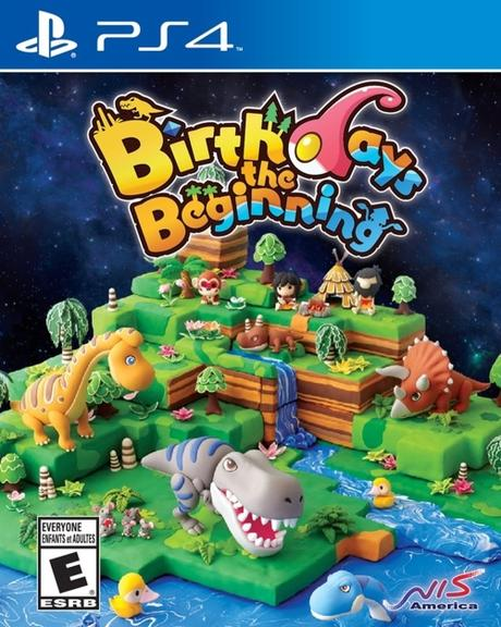 Box Art: Birthdays the Beginning
