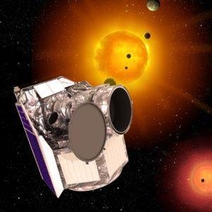 CHEOPS, un esfuerzo internacional para buscar exoplanetas