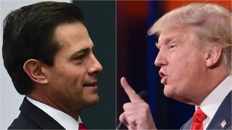 Peña Nieto le responde a Trump sobre el muro. Vean lo que dijo: