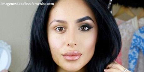 imagenes de como maquillarse el rostro maquillarse