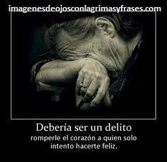 Imagenes Con Frases Para Llorar Por Un Amor Para Personas Tristes