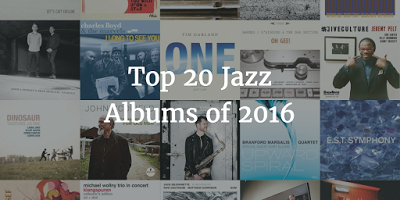 Jazzwise Nº 214 Diciembre 2016-Enero 2017. Albums of the Year 2016