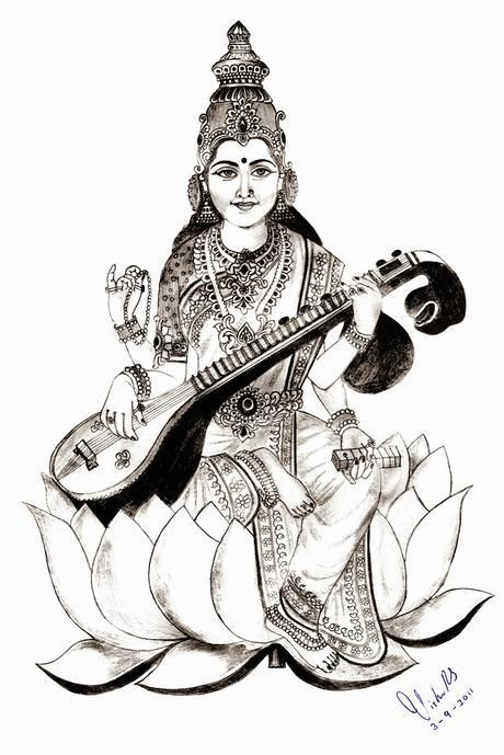 Sarasvati - Paperblog