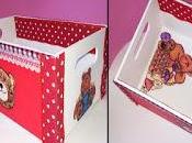 Como decorar caja madera, usando pintura chalk pai...