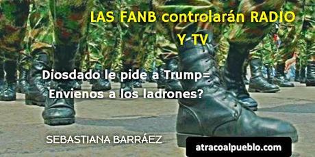 FANB Y CONATEL CONTROLARÁN RADIO Y TV