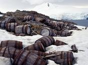 hace residuos generan antártida?