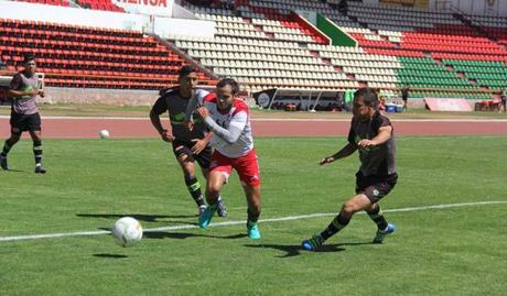 Mineros de Zacatecas 1-0 Correcaminos en J5 de Clausura 2016