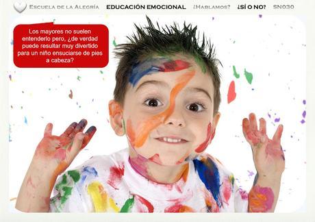 La Educación en la Escuela Nueva. Inteligencia Emocional para niños. Colección Sí o No 30