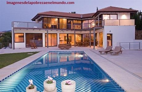 Hermosas imagenes de casas de millonarios lujosas y bonitas paperblog - Casas de millonarios ...