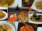 Guisos, potajes platos cuchara