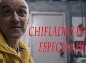 Podcast Chiflados cine: Especial Múltiple (Split)