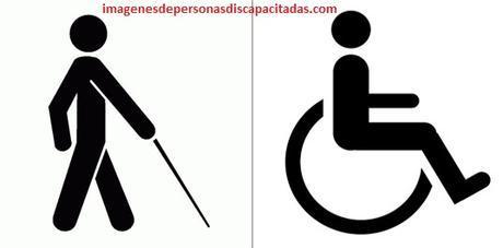 imagenes de señales para discapacitados señalamientos