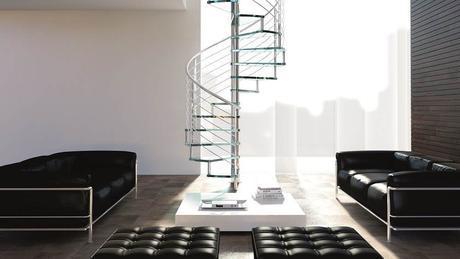 ¿Qué escaleras de caracol y helicoidales te pides para tus proyectos?