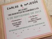 #Descargable# Invitaciones boda
