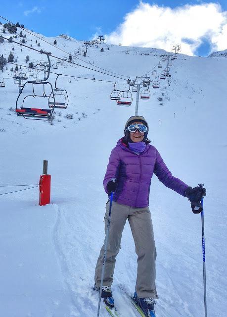 Escapada de fin de semana de esquí: Candanchú - Astún
