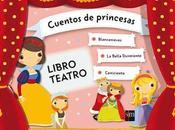 Libro Teatro: Cuentos princesas