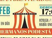 """Festival Circo """"Hermanos Podestá"""", ECuNHi"""