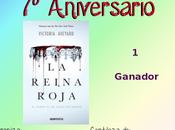 Sorteo Aniversario: Reina Roja (Nacional)
