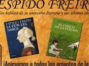 Espido Freire encontrará lectores Callosa Segura (Alicante)