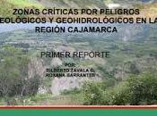 INGEMMET INFORMÓ ZONAS CRTICAS PELIGROS GEOLÓGICOS PERÚ DESDE 2011