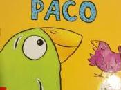 leemos: pájaro Paco
