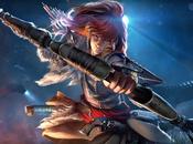 Aloy comienzo desarrollo Horizon: Zero Dawn