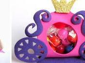 Aprende cómo hacer hermosos dulceros centros mesa princesa sofía