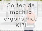 Ganador mochila evolutiva KIBI