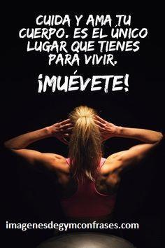 Frases De Motivacion Para Ir Al Gym Con Imagenes Motivadoras