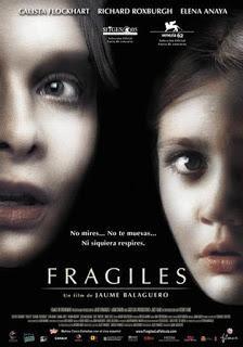 Frágiles, de Jaume Balagueró (2005) - Crítica
