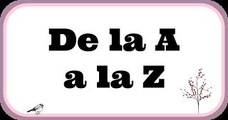 De la A a la Z: con la M