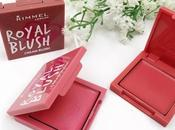 Primeras impresiones Coloretes Royal Blush RIMMEL LONDON