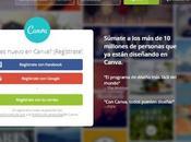 Canva, crea diseños gráficos atractivos online