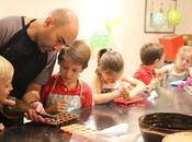 """Talleres cocina infantil """"masterkids"""" Barcelona"""