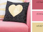 "Paletas color ""Valentine's Day"""
