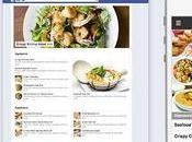 ¿Cómo mostrar Menú restaurante Facebook?
