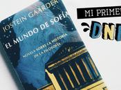 primer DNF? Mundo Sofía Jostein Gaarder