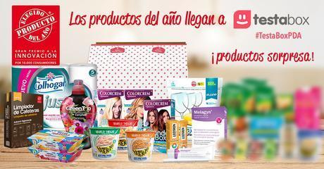 TestaBox valora la innovación: los premiados con el sello El Producto del Año llegan a los hogares
