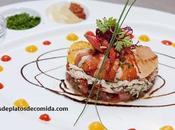 Platos comida elegantes gourmet economica para fiestas