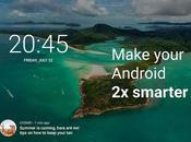 aplicaciones Android para mejorar aburrida pantalla bloqueo